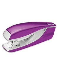 Leitz Agrafeuse en métal, Nexxt wow 5502, Violet, 55021062
