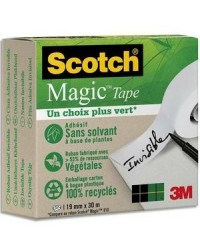 3M Scotch Ruban adhésif Magic Recyclable 900, L1187