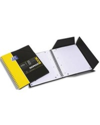 Oxford Nomadbook A4+ 160 pages petits carreaux 5x5 400019522