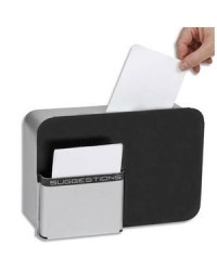 Alba boîte à idées Idea box GRIS IDBOX