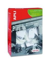 APli Agipa, Etiquettes Bijouterie, à fil blanc, 36 x 53 mm, 392