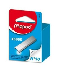 Maped boîte de 5000 agrafes N10 324106