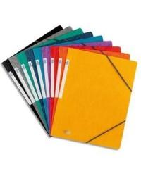 Elba chemise en carte à élastique simple sans rabats TOPFILE couleurs assorties 100200262