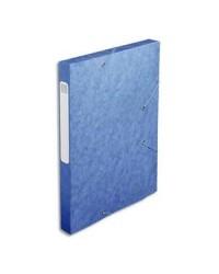Exacompta Boite de classement, 25mm, Cartobox, Bleu, 18505H