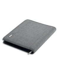 Alassio Conférencier organiseur, Tablette PC, A4, Lazio Gris, 30116