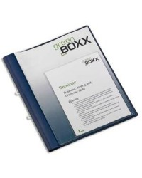 Durable boite 25 pochettes adhésives POCKETFIX A5 -8294-19