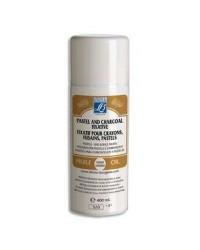 Lefranc bourgeois spray de fixatif pour fusains 400 ML 300226