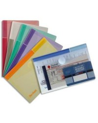 Tarifold sachet 6 pochettes enveloppes A6 fermeture VELCRO ASS 510289