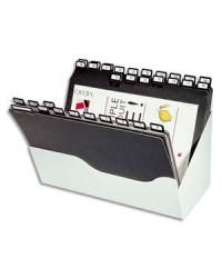 Rexel trieur valbox A4 métal laqué 31 intercalaires 6036100