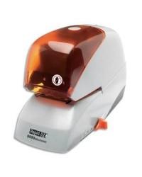 Rapid Agrafeuse électrique, Supreme 5050e, 50 Feuilles, Argent orange, 20993214