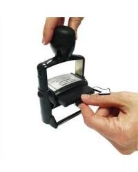 Trodat Cassette de rechange 6/4750/2, bleu/rouge, pack de 2, 78253
