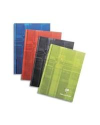 Clairefontaine carnet broché 105X148 192 pages petits carreaux 5X5 69492C