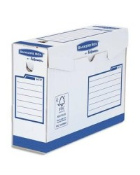 Bankers box Boites a archives, 100 mm, Heavy duty, Basic fellowes, 4472702