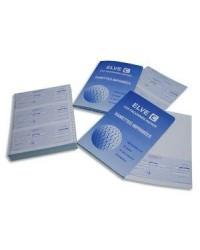 Elve paquet 300 lettres de change en continu A4 21X29.7 3 TRAITES 524