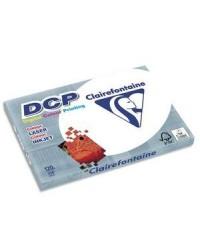 Clairefontaine ramette 250F papier A3 blanc DCP 120G CIE 170 1845C