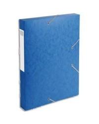Exacompta boite de classement dos 40MM BLEU CARTOBOX 14005H