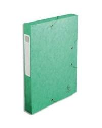 Exacompta boite de classement dos 40MM VERT CARTOBOX 14003H