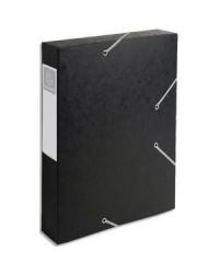 Exacompta boite de classement dos 60MM NOIR CARTOBOX 16016H