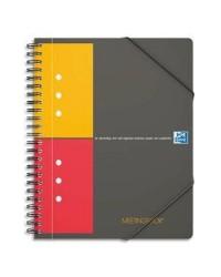 Oxford Cahier A5+, MeetingBook, Quadrillé 5x5, 160 pages petits carreaux, 100102104