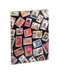 Exacompta album timbres 9 bandes sport 25130E