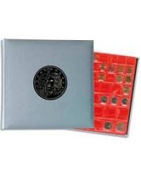 Exacompta  Classeur, Album numismatique, 215 pièces de monnaie, 96000E
