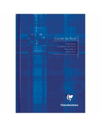 Clairefontaine Cahier de bord, A5 148 x 210 mm, 40 pages, 3689C