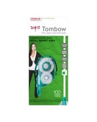 Tombow Recharge pour Souris, Roller correcteur MONO 4.2MMx16M CT-YRE4