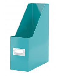 LEITZ Porte-revues Click & Store WOW, A4, carton, menthe, 60470051