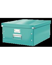 LEITZ Boîte de rangement Click & Store WOW, A3, menthe, 60450051