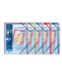 Exacompta trieur plastique 8 compartiments personnalisable kreacover ASS 55380E