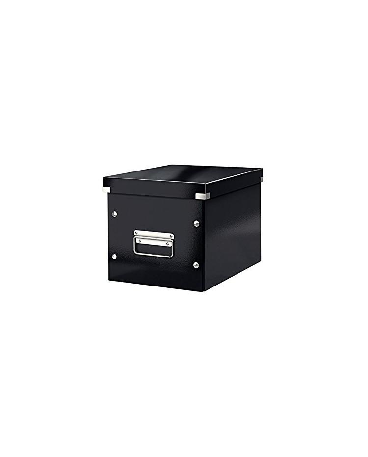 Leitz boite de rangement CLICK&STORE CUBE S NOIR 61090095