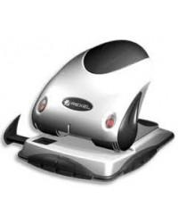 Rexel Perforateur 2 trous, Premium P225, 25 Feuilles, Gris noir, 2100743