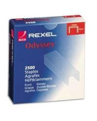 Rexel boîte de 2500 agrafes odyssey 2100050