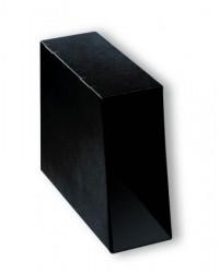 Oxford Container pour chemises EUROFOLIO+ ALPINA, noir, 400126297
