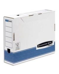 Bankers Box boite archives dos 8 cm SYSTEM montage automatique 1130802