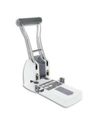 Rapesco Perforateur 2 trous, ECO P2200, Grande capacité 150 Feuilles, Blanc 1405
