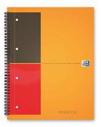 Oxford cahier A4+ FILINGBOOK Ligné 6MM 100102000