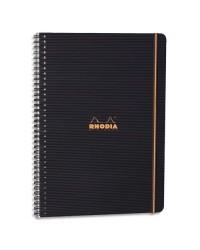 Rhodia Cahier à spirale A4+, ACTIVE PROBOOK, Quadrillé 5x5, 160 pages petits carreaux, 119930