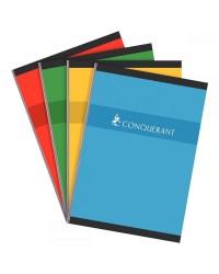 Conquerant Cahier A4 210x297mm, Grands carreaux séyès, Brochure 192 pages, 100101685