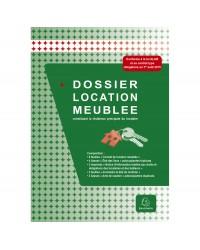Exacompta dossier de location MEUBLEE 49E