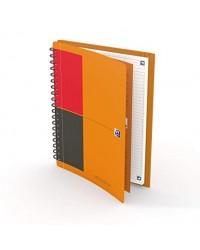 Oxford cahier MEETINGBOOK B5 17x25 Ligné 6MM 400080789