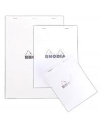 Rhodia Bloc note N°11, 74x105mm, Quadrillé 5x5, petits carreaux, 11201C