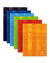 Clairefontaine Cahier 24x32mm, Quadrillé 5x5, 96 pages petits carreaux, 63362C