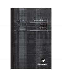 Clairefontaine Cahier de bord enseignant, A4 210 x 297mm, 72 pages, à colonnes, 3139C