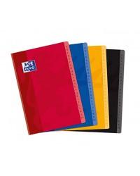 Oxford Cahier répertoire alphabétique, A4 210x297mm, Quadrillé 5x5, Brochure 192 pages petits carreaux, 100100709