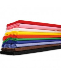 CANSON Rouleau de papier crépon, 32 g/m2, bleu outremer, C200001423