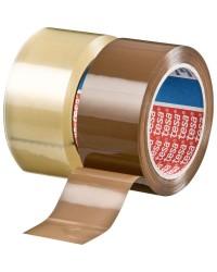 Tesa ruban adhésif polypro emballage 50MMx66M 60 Microns HAVANE 04195-00001-02