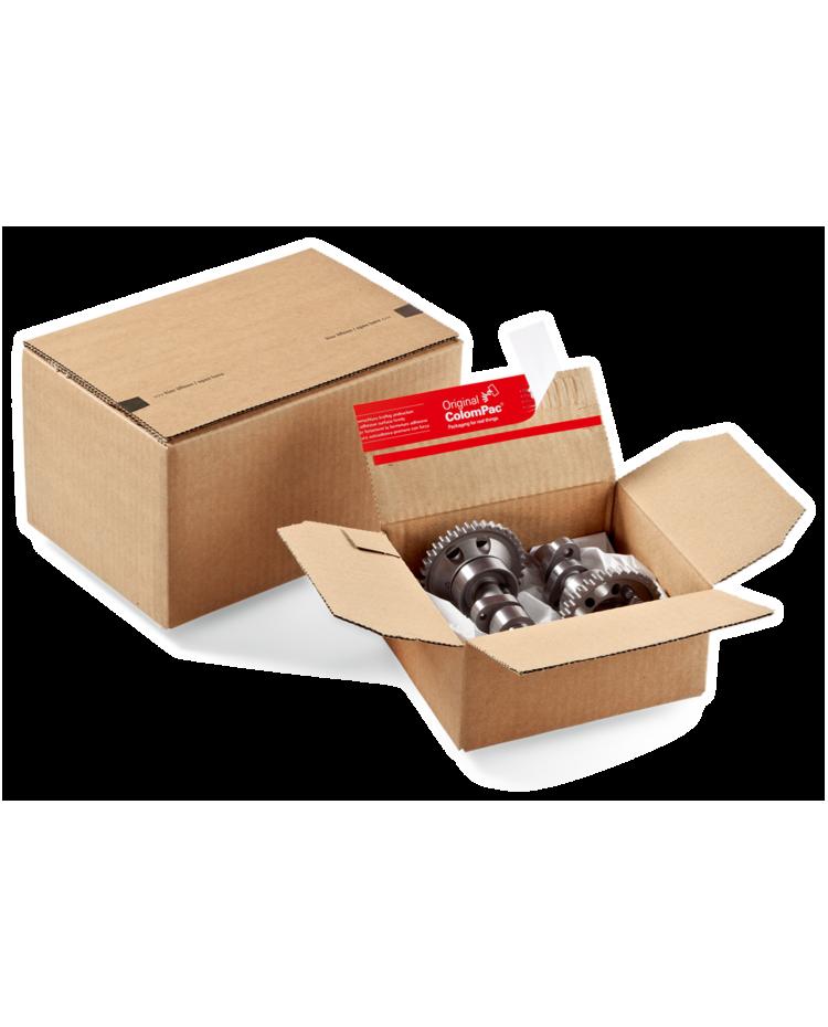 ColomPac carton à fond automatique 21.3X11X15.3 CM CP151.110