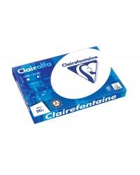 Clairefontaine ramette 500F papier A3 BLANC CLAIRALFA 80G CIE 171 1969C