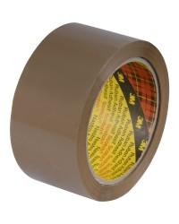 3M Scotch Ruban adhésif d'emballage 371, 50 mm x 66 m